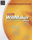 Quicken WillMaker Plus 2007