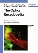 The Optics Encyclopedia, 5 Volumes Set