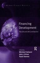 Financing Development [Pdf/ePub] eBook