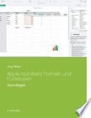 Apple Numbers Formeln und Funktionen