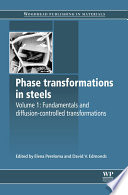 Phase Transformations in Steels Book