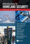 Introduction to Homeland Security, Third Edition Pdf/ePub eBook
