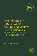 The Book of Kings and Exilic Identity Pdf/ePub eBook
