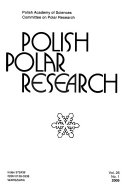 Polish Polar Research Book