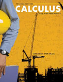 Calculus For Engineering Ii Book PDF