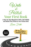 Write and Publish Your First Book