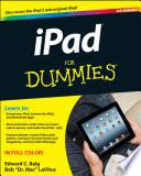 """IPad For Dummies"" by Edward C. Baig, Bob LeVitus"
