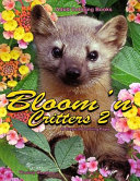 Adult Coloring Books Bloom n Critters 2