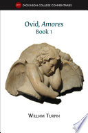 Ovid  Amores  Book 1