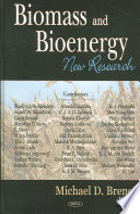 Biomass And Bioenergy Book PDF