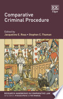 Comparative Criminal Procedure Book PDF