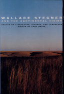 Wallace Stegner and the Continental Vision