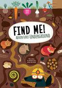 Find Me  Adventures Underground