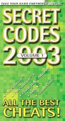 Secret Codes 2003 ebook
