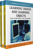 Handbook of Research on Learning Design and Learning Objects: Issues, Applications, and Technologies