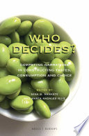 Who Decides