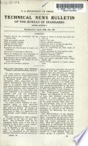 Technical News Bulletin Book