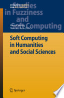 Soft Computing in Humanities and Social Sciences