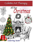 All Year CHRISTMAS Coloring Book
