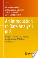 An Introduction to Data Analysis in R Book