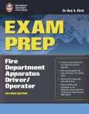 Exam Prep  Fire Department Apparatus Driver Operator