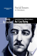 Family Dysfunction in William Faulkner s As I Lay Dying