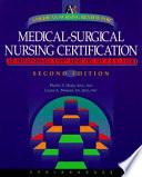 American Nursing Review for Medical-Surgical Nursing Certification