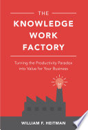 The Knowledge Work Factory  Turning the Productivity Paradox into Value for Your Business