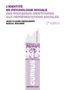 Pdf L'identité en psychologie sociale Telecharger