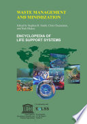 Waste Management and Minimization