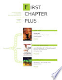 First Chapter Plus Connecting Readers To New Books Issue 1 April 2010