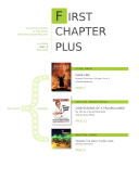 First Chapter Plus: connecting readers to new books (Issue #1, April 2010) Pdf/ePub eBook