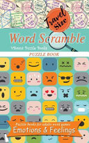 Travel Size Word Scramble Puzzle Book