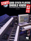 Stuff! Good Synth Players Should Know