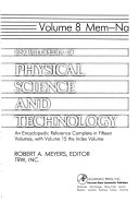 Encyclopedia of Physical Science and Technology Book