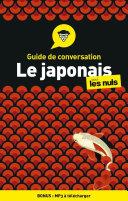 Pdf Guide de conversation Japonais pour les Nuls, 3e édition Telecharger