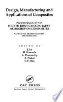 Fourth Canada Japan Workshop On Composites Book PDF