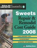 Sweets Repair   Remodel Cost Guide 2008