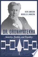 Dr  Oronhyatekha Book