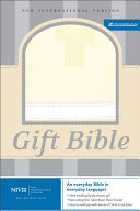 NIV Gift Bible, Bride's Edition