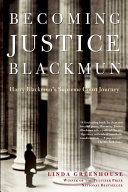 Becoming Justice Blackmun Pdf/ePub eBook