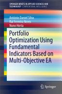 Portfolio Optimization Using Fundamental Indicators Based on Multi-Objective EA