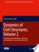 Dynamics of Civil Structures  Volume 2 Book