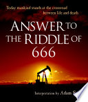 Answer to the Riddle of 666 Book