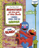 Monsters at the End of This Book  Sesame Street  Book