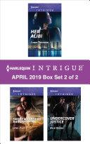 Harlequin Intrigue April 2019   Box Set 2 of 2