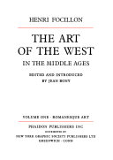 The Art of the West in the Middle Ages  Romanesque art
