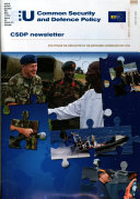 CSDP Newsletter