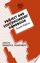 Project And Cost Engineers Handbook Book PDF