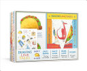 Dragons Love Tacos Party in a box Book PDF